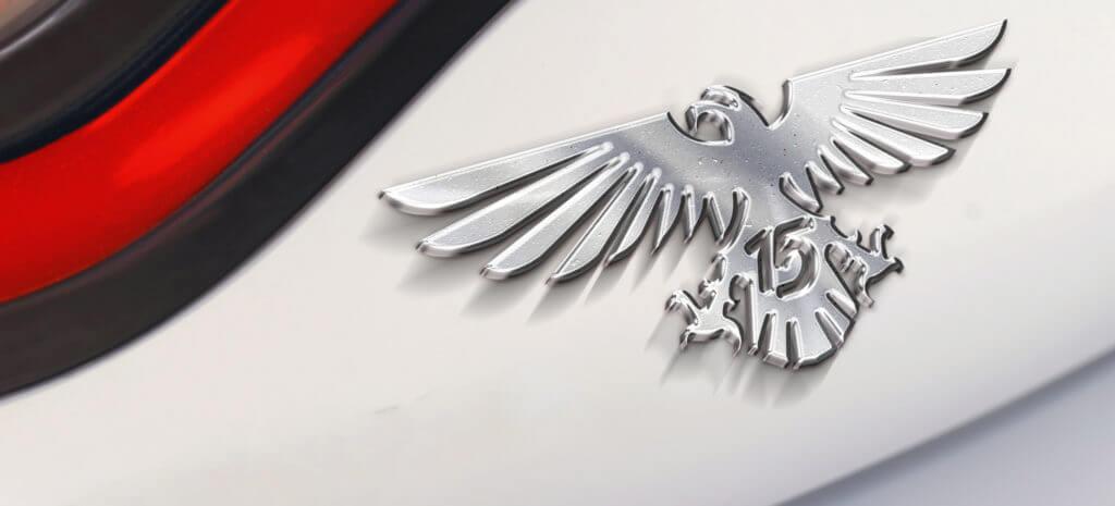 Phoenix Model 15 Logo