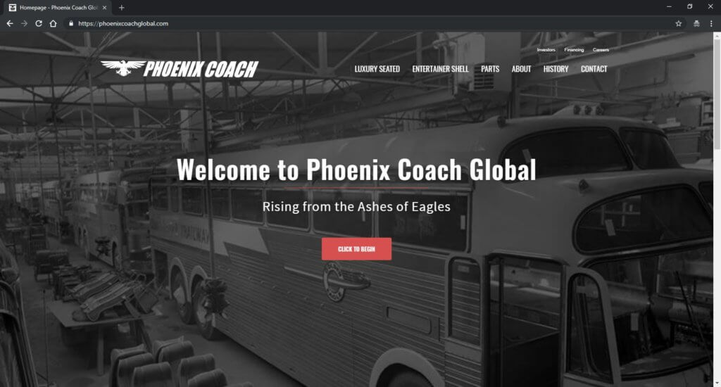 Phoenix Coach Launches the Website